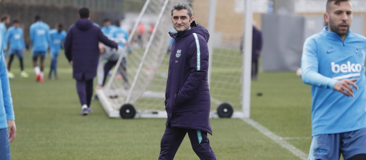 Recovery work ahead of Sevilla trip