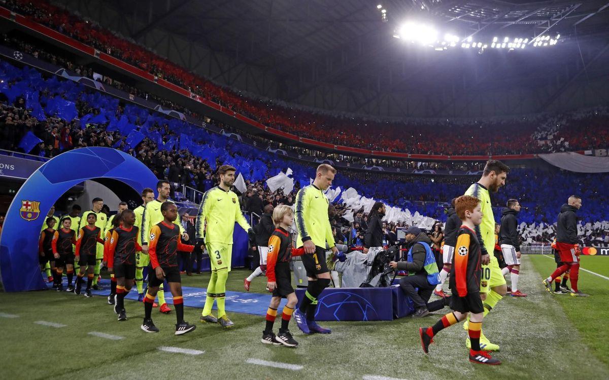 La Junta aborda los incidentes sucedidos durante el desplazamiento a Lyon