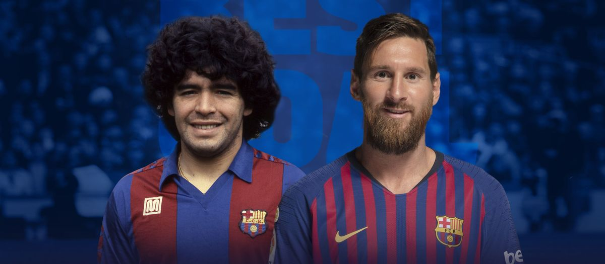 Best Goal Ever: ¿el gol de Maradona o el de Messi?