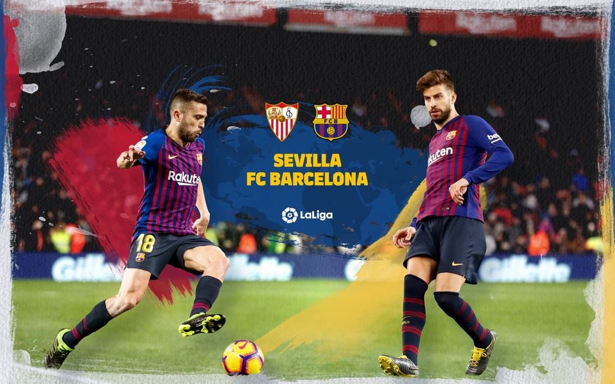 When and where to watch Sevilla-Barça