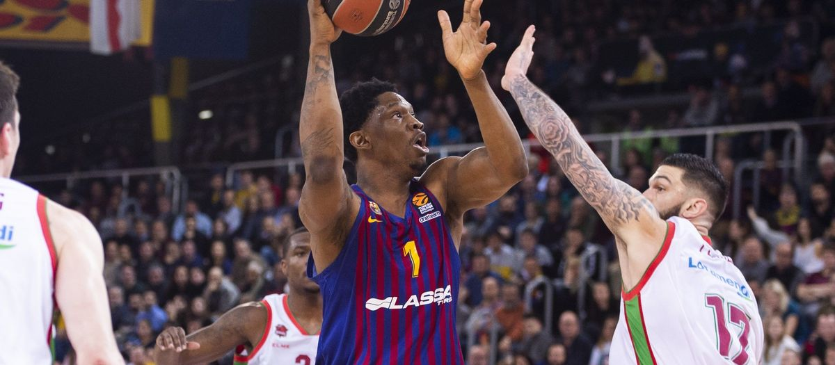 Barça Lassa 77 - 67 Kirolbet Baskonia: Good run continues