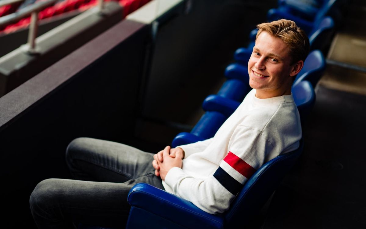 Ten standout quotes from the interview with De Jong