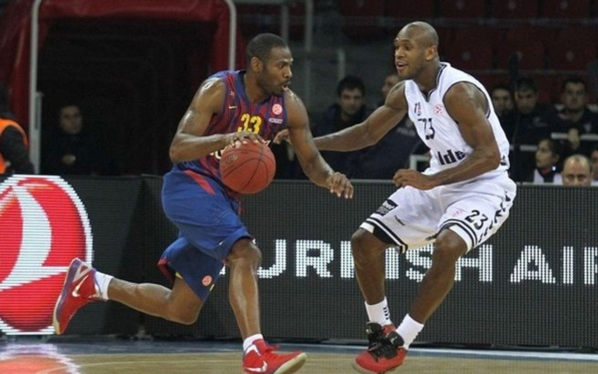 Besiktas – FC Barcelona Regal: Victory in Istanbul(59-73)
