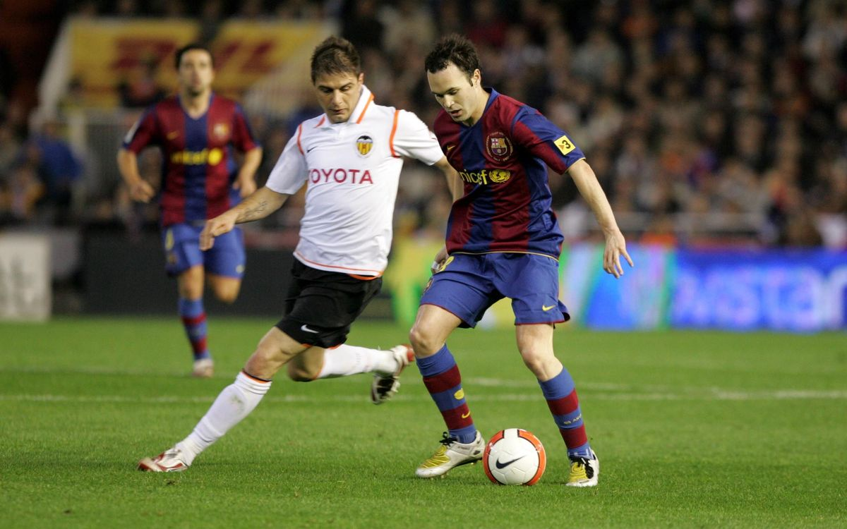 The team have reached six of the last seven Spanish Cup semi-finals