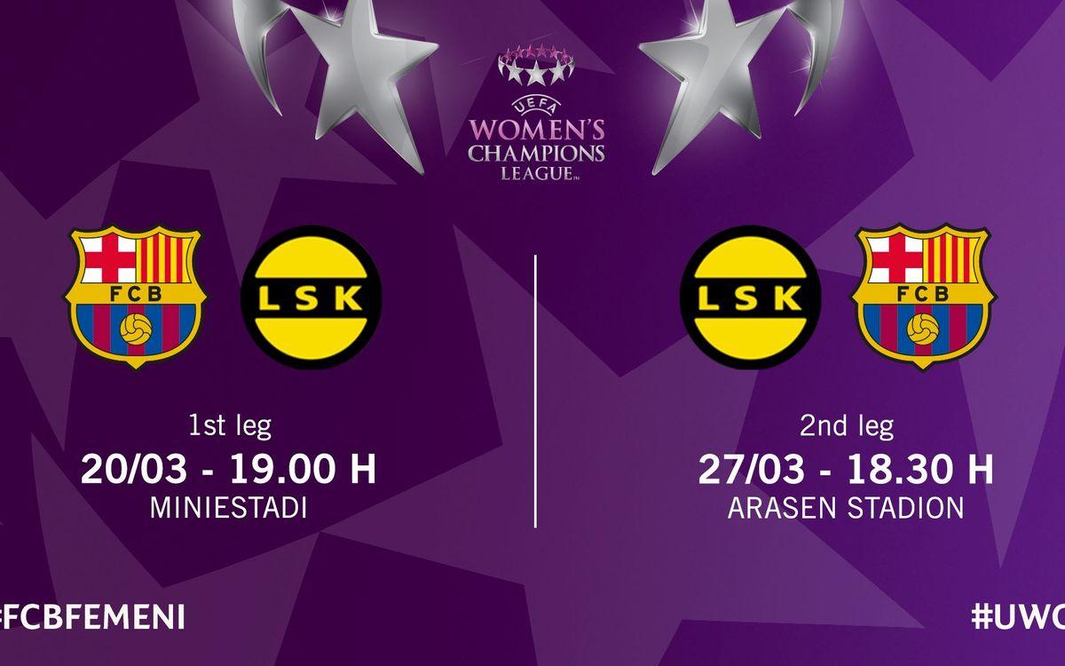 Los horarios de cuartos de la Liga de Campeones, confirmados