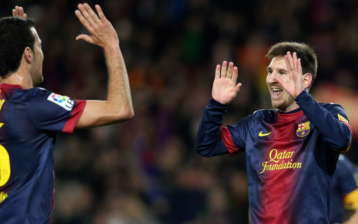 FC Barcelona - Espanyol: Kings of football! (4-0)