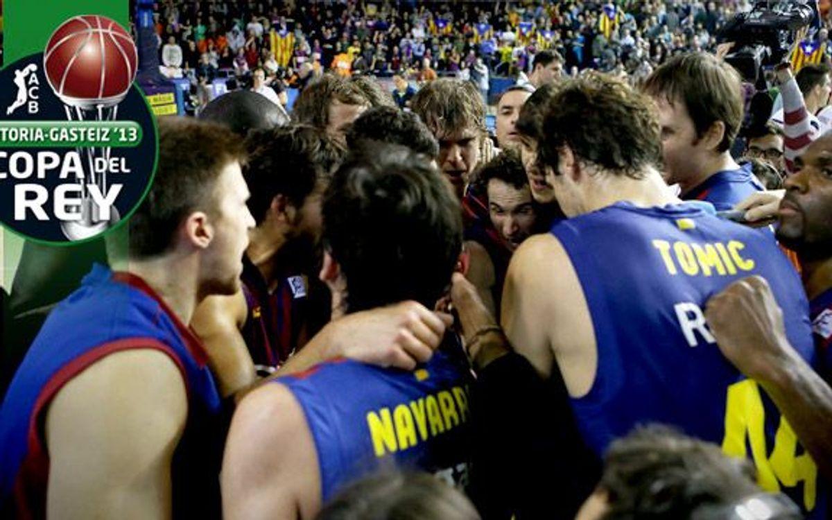 Copa del Rei ACB: entrades a la venda per a Vitòria