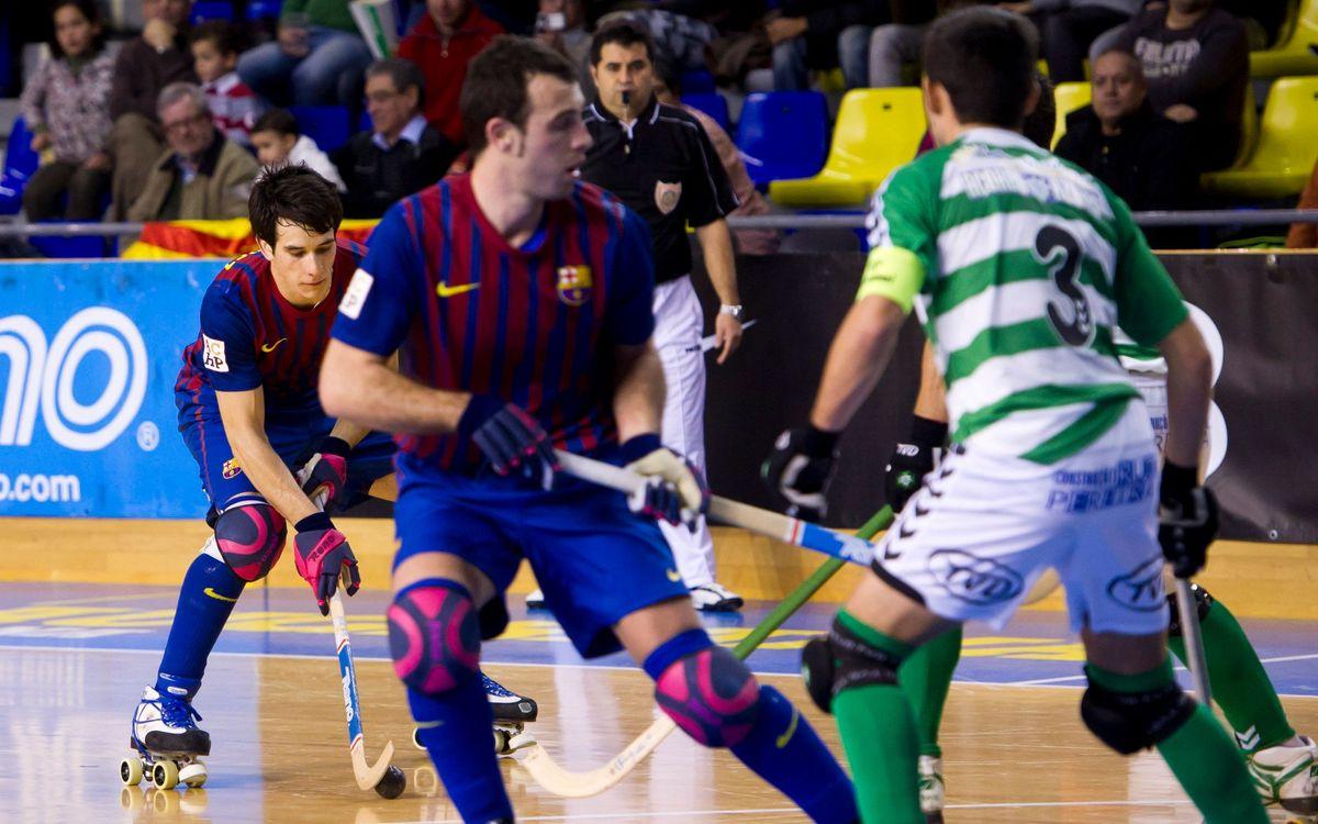 El Barça juga divendres un partit vital contra el Candelária