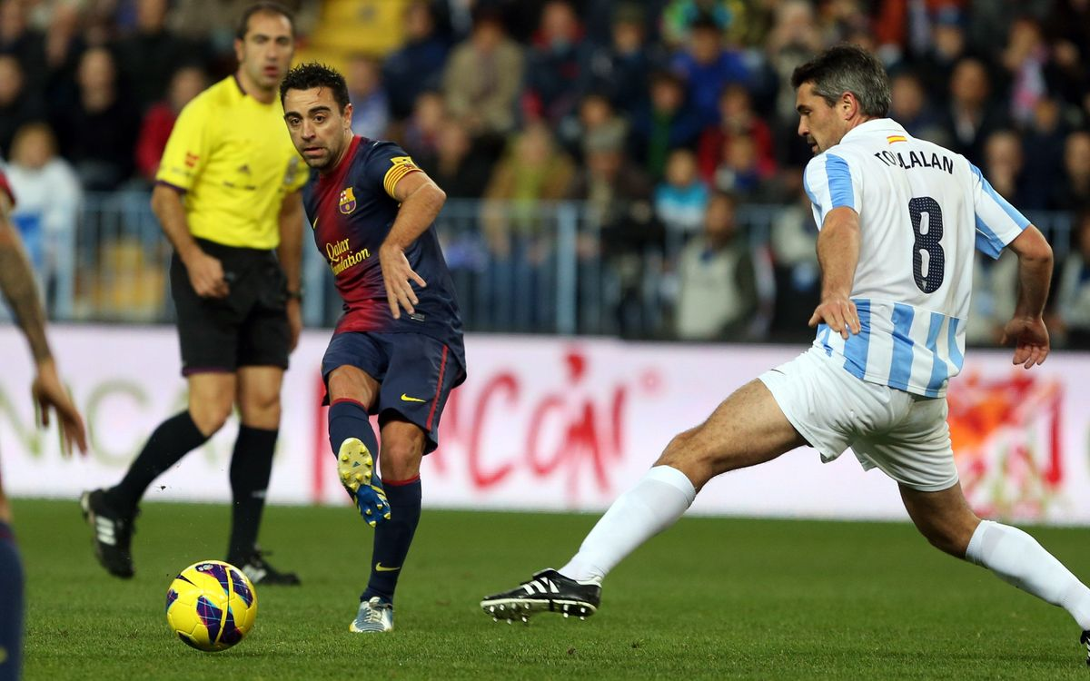 Màlaga – Barça, dijous 24 de gener, a les 22 hores