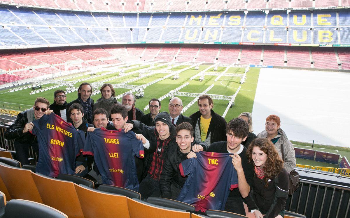 Funció especial al TNC en el marc de la iniciativa 'Barça Cultura'