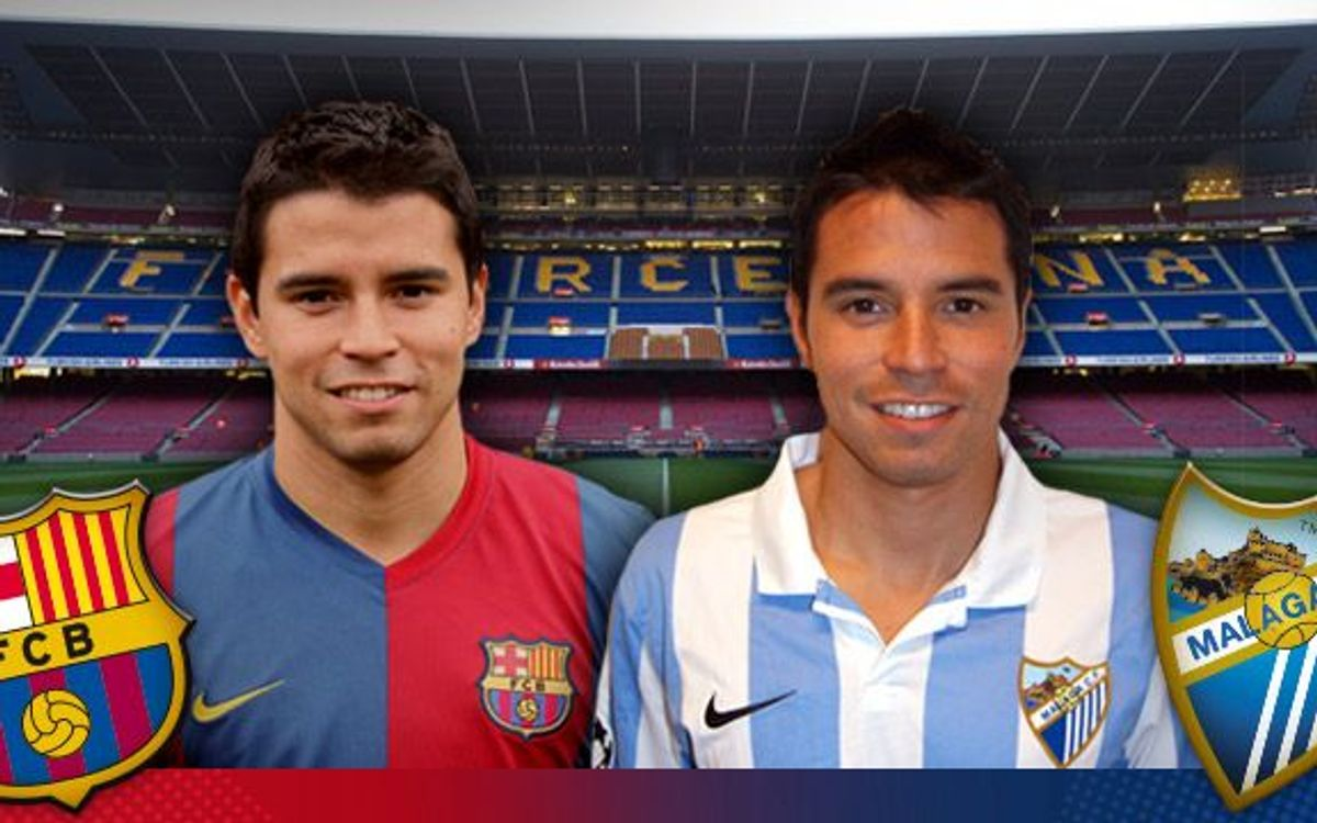 Javier Saviola returns to Camp Nou for first time in 8 years