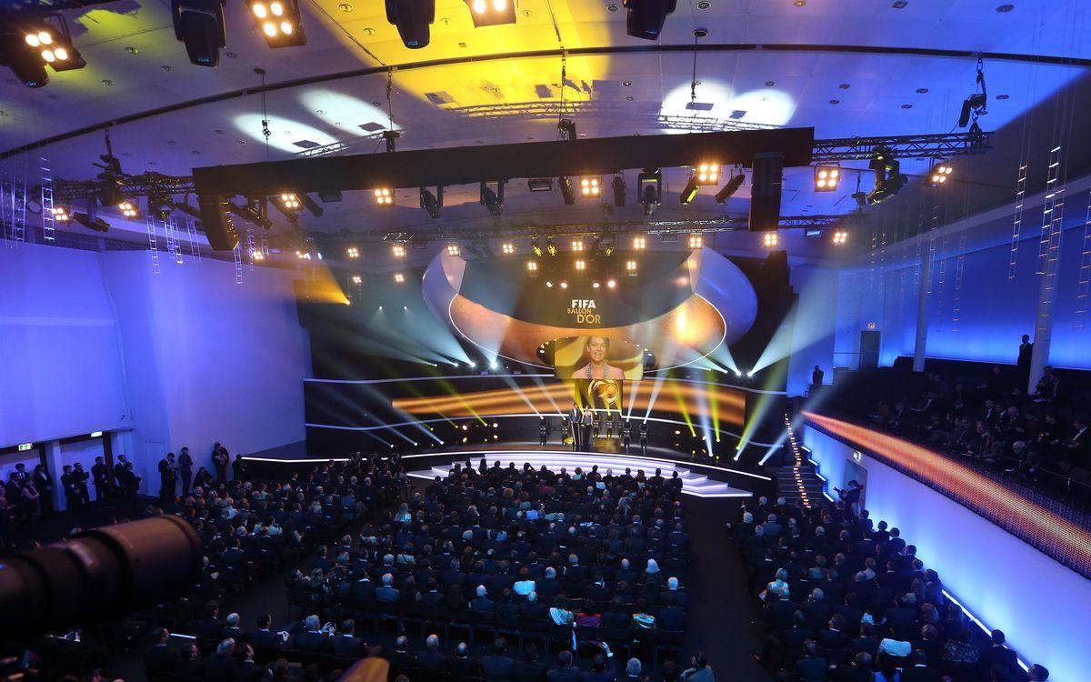Les votacions de la FIFA Pilota d'Or, al detall