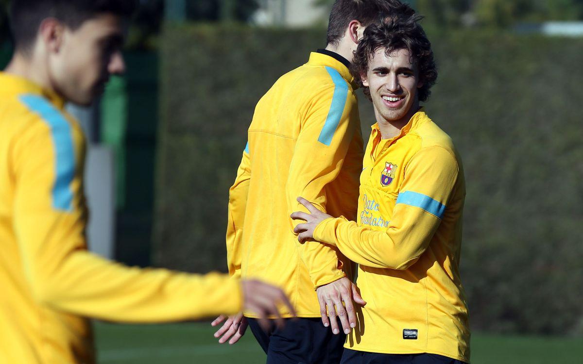 Barça enroll Marc Muniesa in Barça B squad; set to wear the number 21