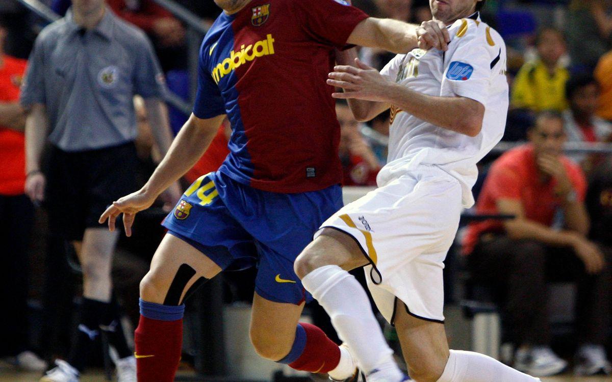 Barça Alusport i Marfil Santa Coloma jugaran dissabte el millor derbi de les darreres temporades