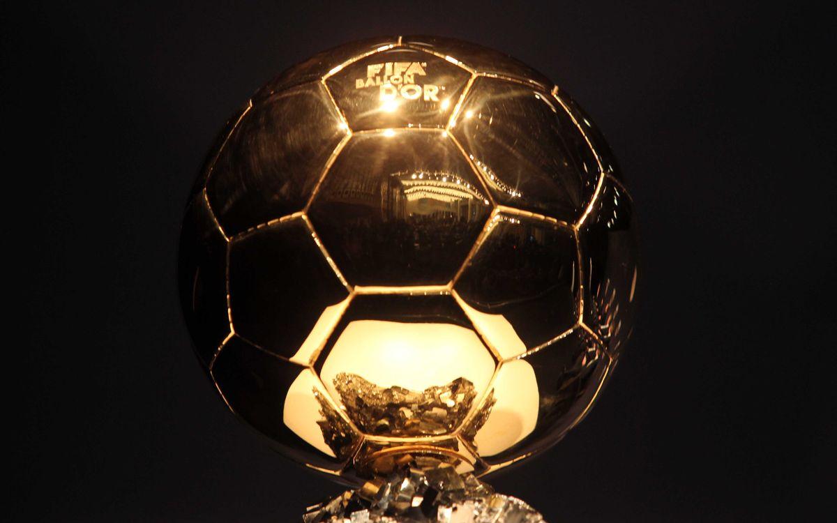 Tout est prêt pour le Ballon d'Or 2012