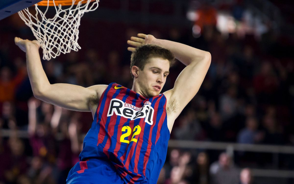 FCB Regal thrash Lagun Aro (98-50)