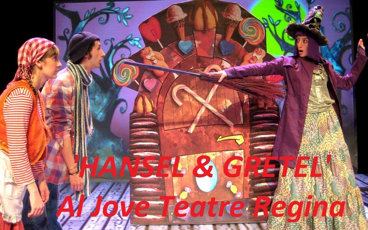 'Hansel & Gretel' al Jove Teatre Regina
