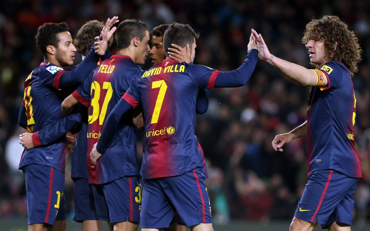 FC Barcelone - Cordoba: Continuer sur ce rythme