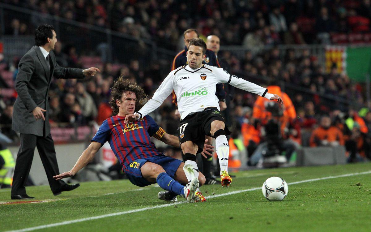 Emery mai ha derrotat el Barça