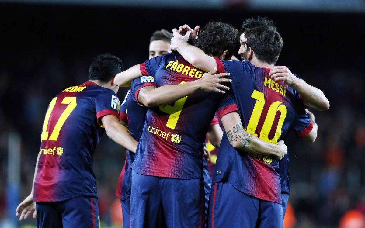 Malaga v FC Barcelona: Halfway test