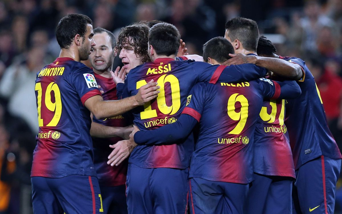 FC Barcelona v Osasuna: The league leader wants to win again