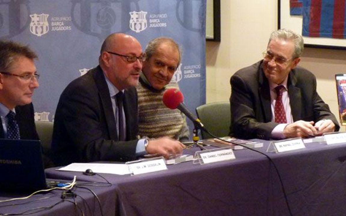El llibre 'Barçaargentinos' surt a la llum