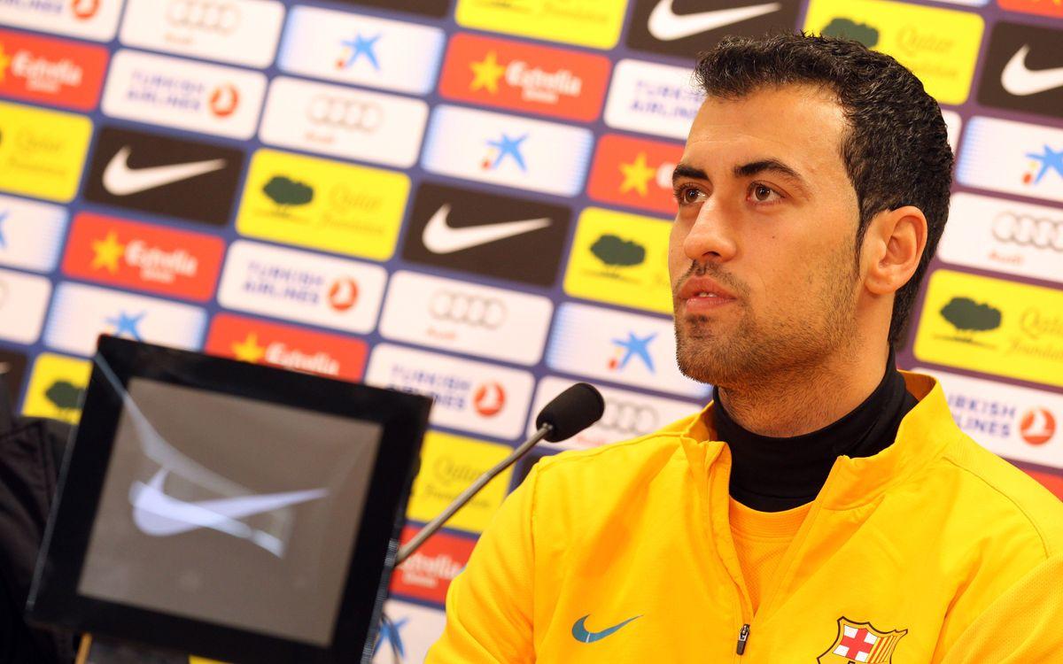 Sergio Busquets: