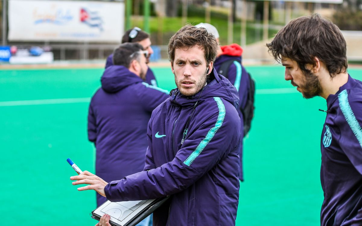 Barça - Tenis: buscant la regularitat per encarar el tram final de lliga amb tranquil·litat