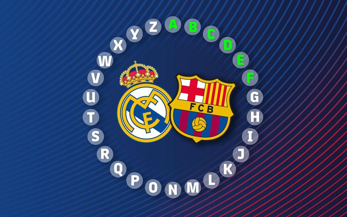 L'ABC del Madrid - Barça