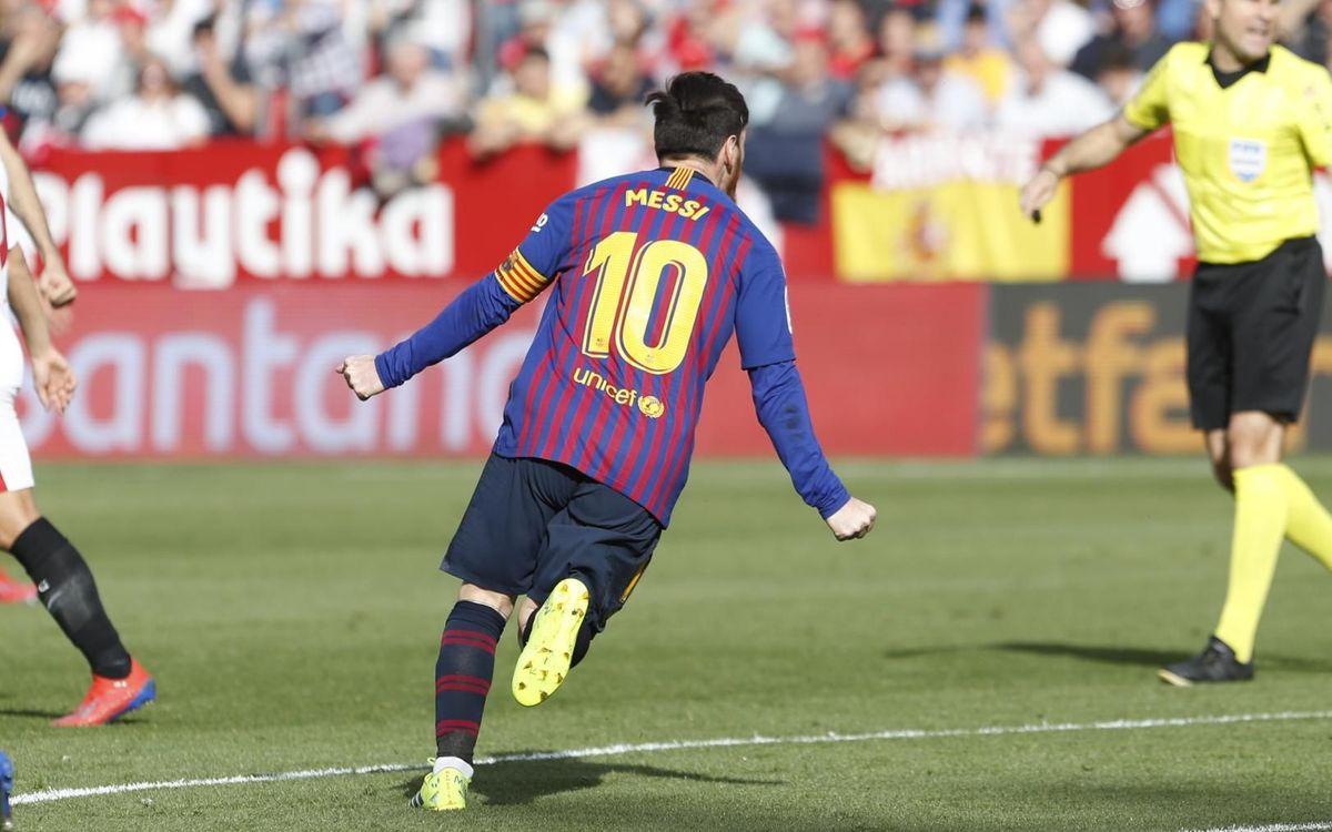 Messi: Greatest goalscorer ever?