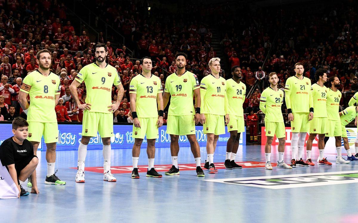 Montpellier HB – Barça Lassa: A rematar la feina contra el campió
