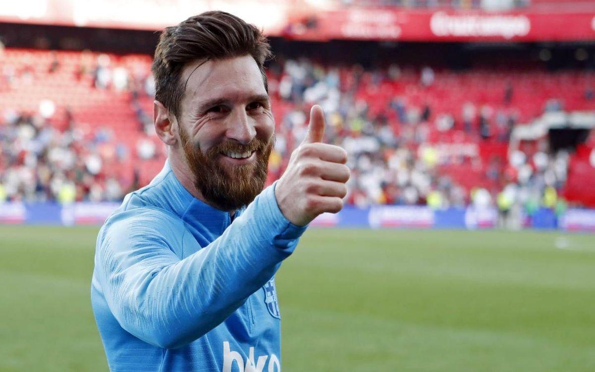 Messi conforte sa place de leader du Soulier d'Or Européen