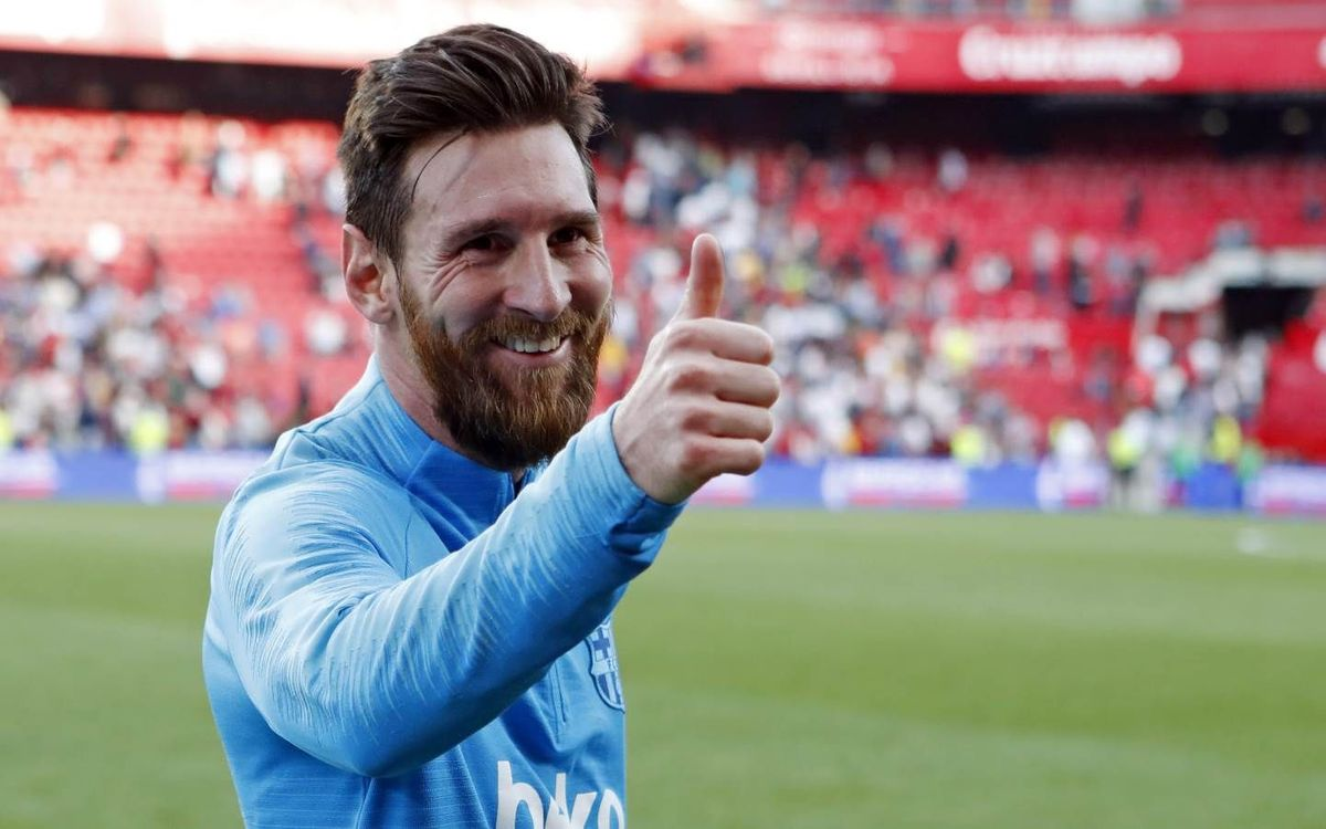 c30a4ff451 Messi leads the Golden Shoe rankings