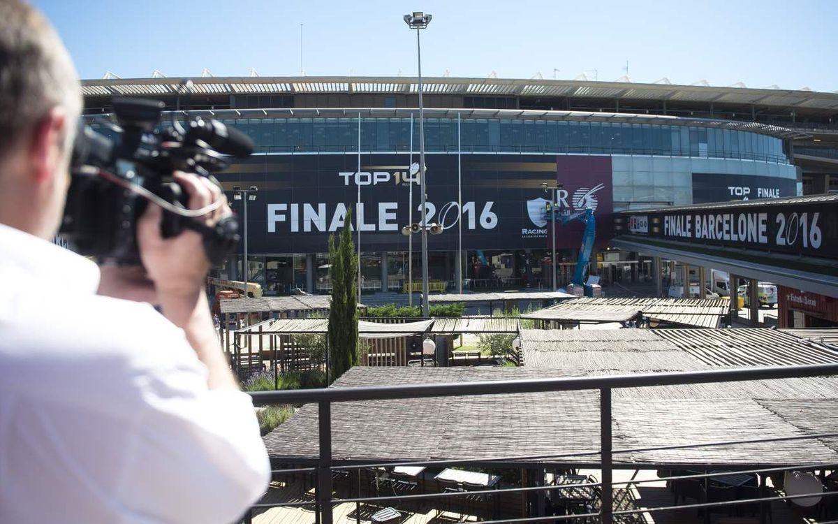 Le Camp Nou,