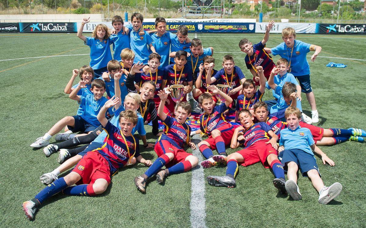 Doblet al Campionat de Catalunya
