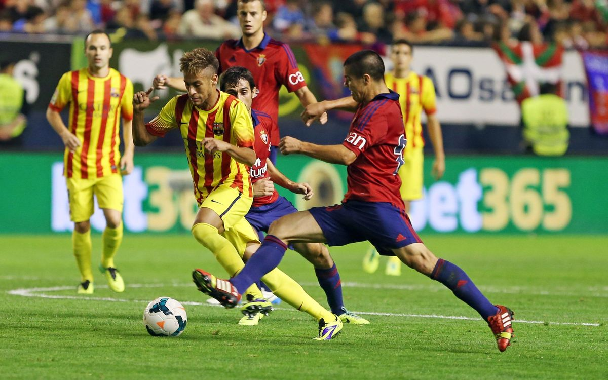 Osasuna, a familiar acquaintance, returns to the top division