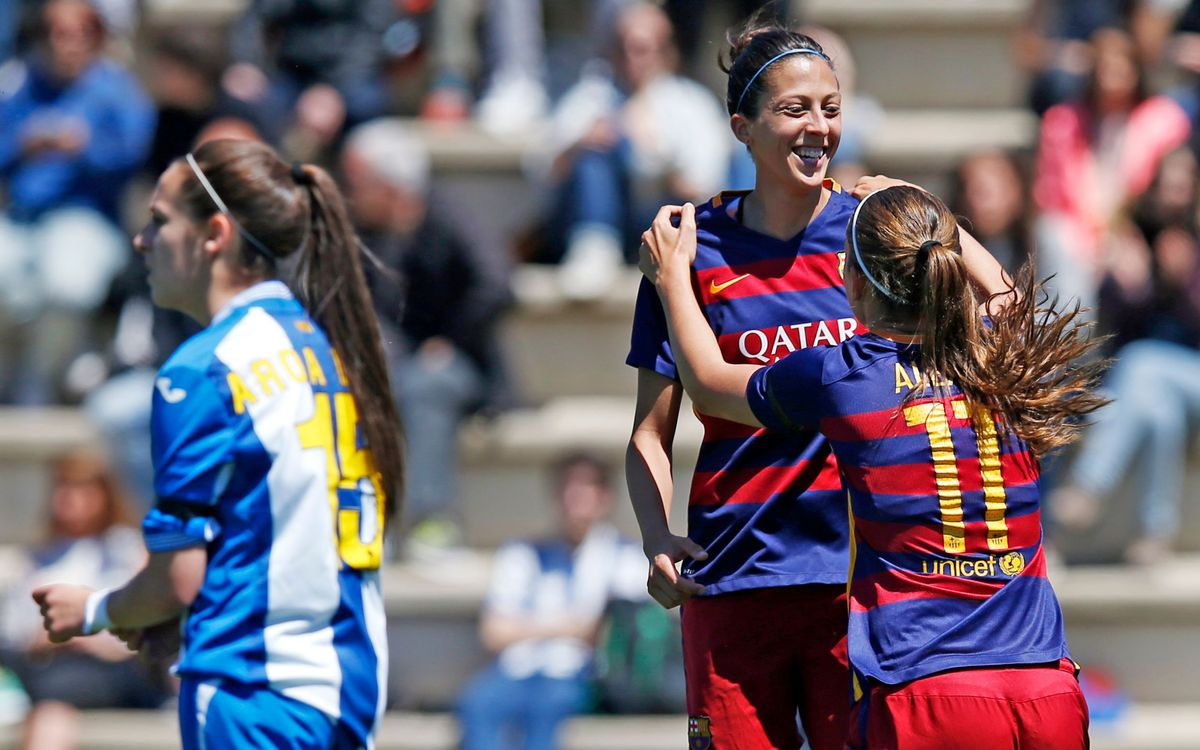 FC Barcelona Women's Top 10 goals of the season