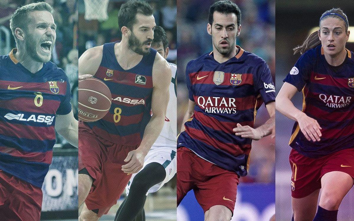 L'agenda esportiva del FC Barcelona d'un cap de setmana decisiu