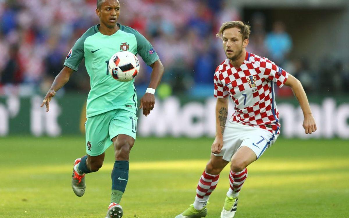 La Croàcia de Rakitic cau als vuitens a la pròrroga davant de Portugal (0-1)