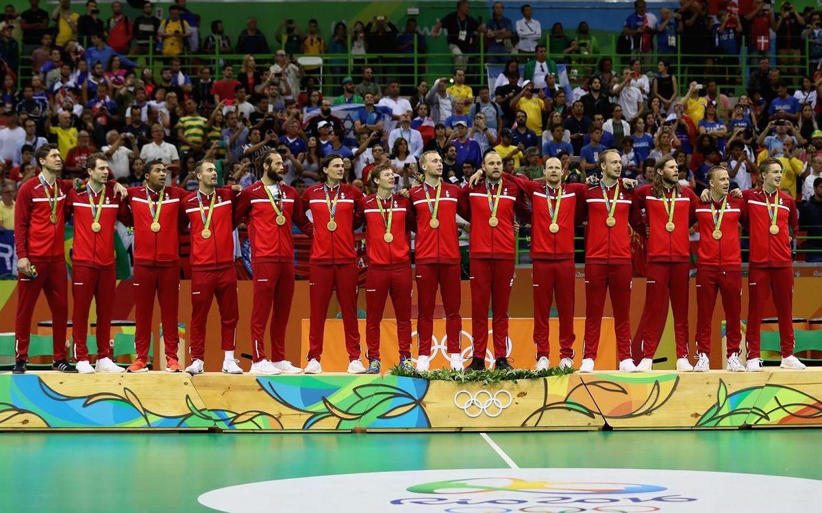 30 medalles olímpiques de l'handbol blaugrana