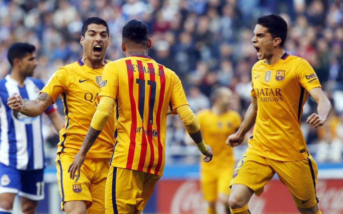Deportivo La Coruña 0-8 FC Barcelona: That's more like it!
