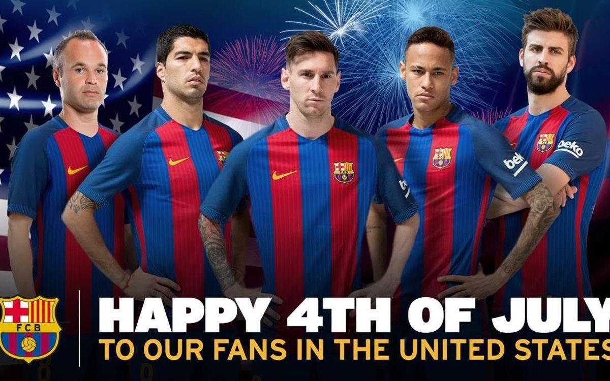 Dear America: Happy 4th of July