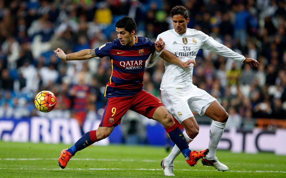El Clásico dates set in 2016/17 La Liga