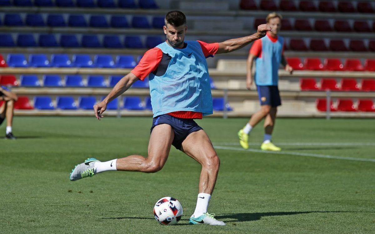 Lopetegui cita a cuatro jugadores del FC Barcelona en su primera convocatoria