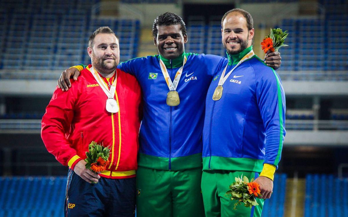 Tres medallas de plata blaugranas en los Campeonatos Iberoamericanos
