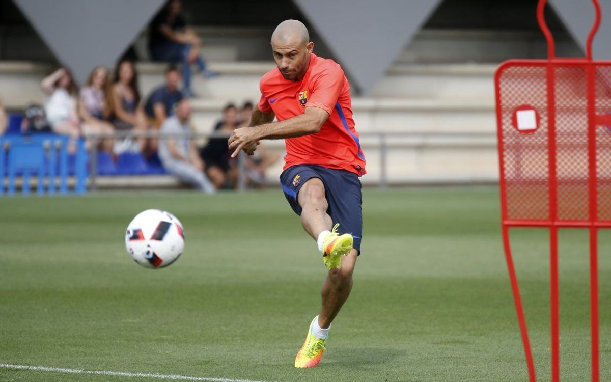 Mascherano: We will try to play another great game