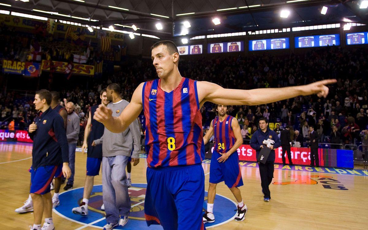 Jordi Trias: experiència per al Barça Lassa B