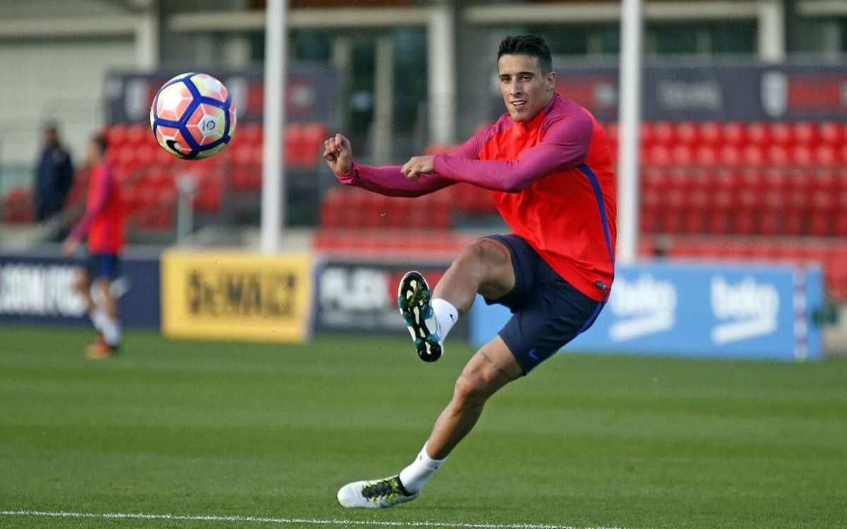 Agreement between FC Barcelona and Fiorentina for the loan of Cristian Tello