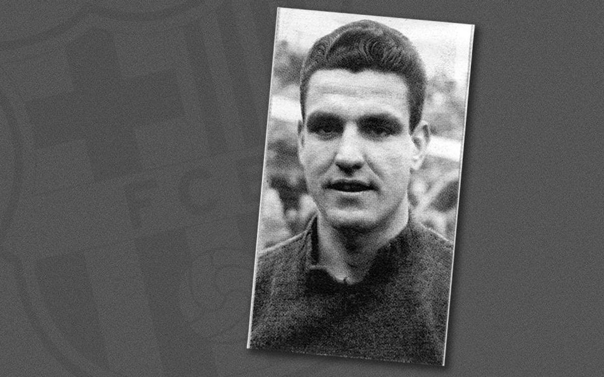 Mor Quique Martín, degà dels exjugadors del FC Barcelona