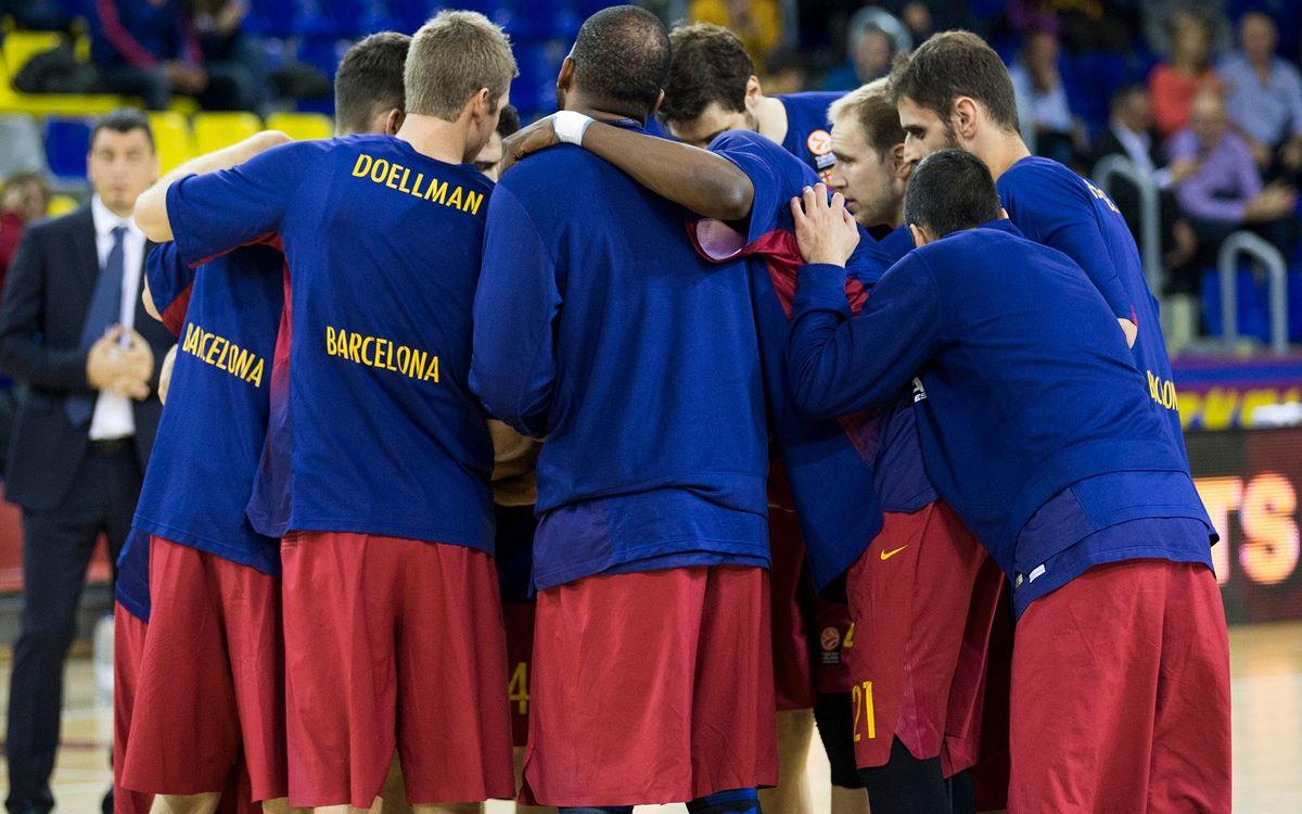 El Barça Lassa busca la clasificación con el mejor Palau posible